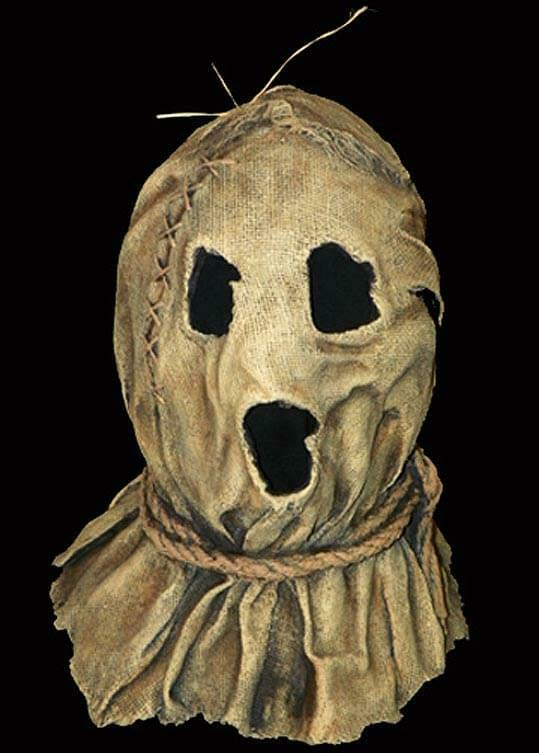 Dark Night of the Scarecrow Bubba Full Overhead Costume Mask Adult One Size