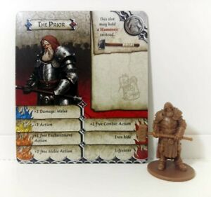 THE-PRIOR-english-Zombicide-Black-Plague-Green-Horde-D-amp-D-Heroquest