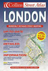 Collins London Street Atlas: 2001 by HarperCollins Publishers (Paperback, 2001)