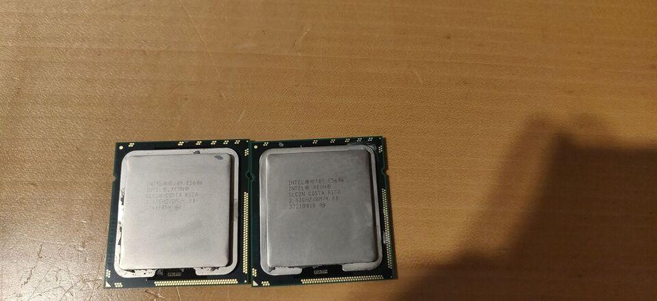 CPU / Processor, Intel, Xenon E5606