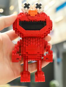 Pokemon Pokeball NanoBlock Compatible New Mini Nano Building Blocks 3D Toy Gift