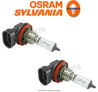 Bmw E82 Set Of 2 Front Parking Light Bulb H8 Halogen Osram-sylvania on sale