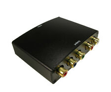 GC1249 HDMI to Component + L/R Audio Convertor (HDMI to YPbPr) Suports 1080p