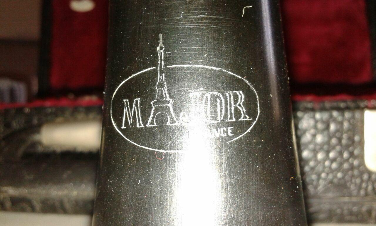 prezzo ragionevole Clarinetto MAJOR Made in France Professionale Professionale Professionale  tutti i beni sono speciali