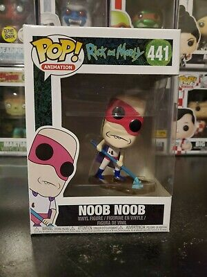 Animation Funko POP Rick and Morty: Noob Noob Figure #441 IN STOCK