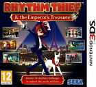 Rhythm Thief & the Emperor's Treasure (Nintendo 3DS, 2012)