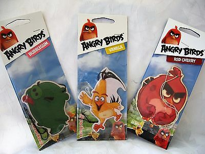 Angry Birds car air freshner