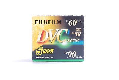Fujifilm Dvcassette Dvm60 1 Pack Dvm60ame J-