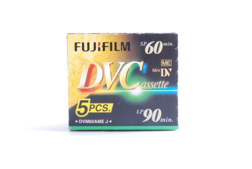 FUJIFILM DVCassette DVM60 1 Pack DVM60AME J