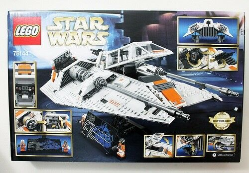 Lego Exclusives, Lego 75144 Snowspeeder ny uåben