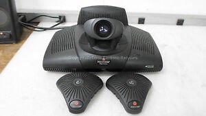 polycom g2201 28900 081 pvs 14xx viewstation conference camera rh ebay com Polycom EagleEye Director II Polycom Microphone Cables