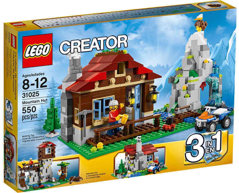 NEUF NEUF NEUF LEGO ® 31025-Creator La 3-in-1-set NOUVEAU & NEUF dans sa boîte 810455
