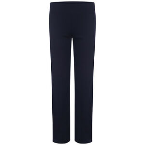 Ladies-Ex-M-amp-S-Navy-Active-Performance-Wide-Waistband-Joggers-Various-Sizes