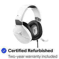 Turtle Beach Recon 200X Gaming Headset - White