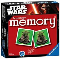 Ravensburger Star Wars Classic Mini Memory Legespiele Luke Skywalker Han Solo