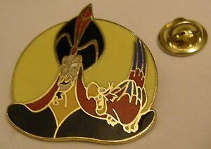 JAFAR-and-IAGO-ALADDIN-2341-Disney-vintage-pin-badge