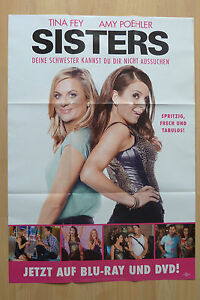 Sisters - Filmposter - Filmplakat - Berlin, Deutschland - Sisters - Filmposter - Filmplakat - Berlin, Deutschland