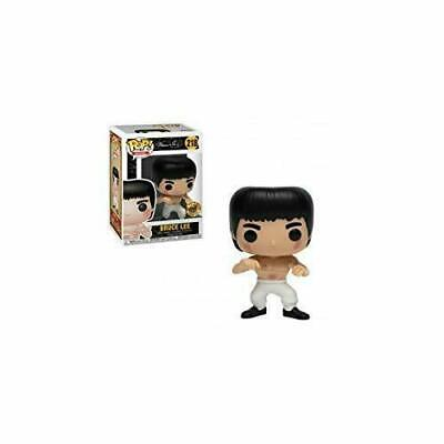 Film Bruce Lee-Pantaloni Bianco immettere il Drago Figura in vinile #218 Funko Pop