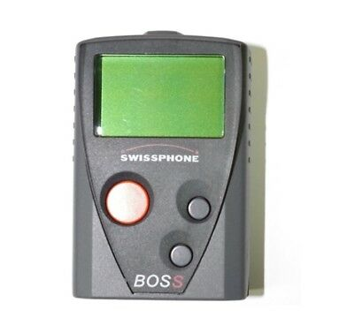 Herrlich Swissphone Boss 920 Ex - Solo - Aus Vorbesitz