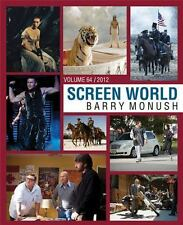 Screen World Volume 64 : The Films Of 2012 (2013, Hardcover)