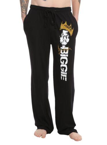 Mens Womens NEW Brooklyn Mint Biggie Notorious BIG Pajama Lounge Pants Size L XL