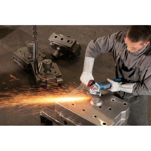Bosch Winkelschleifer GWS GWX 17-125 S Professional mit X-LOCK 1700 Watt