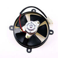 Motorcycle 12v Electric Cooling Fan Water Cooled Bikes Scooters Oil Coolers Su