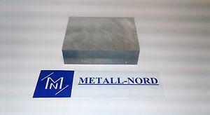SONDERPOSTEN-Aluminium-95x71x25mm-AlMgSi1-AW-6082-Platte-Eloxierbar-aluminum-Alu