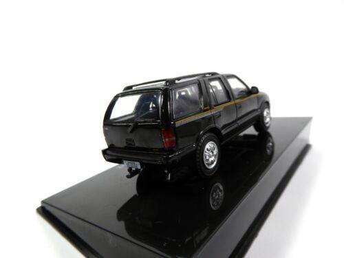 1997 Chevrolet Blazer Executive 1:43 Diecast Miniatur Modellauto CH70