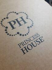 Set of 4  1277 Princess House Abington Damask Linen Placemats