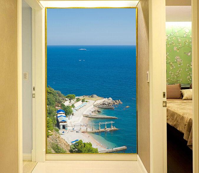3D Sea water paint 3909 Paper Wall Print Decal Wall Wall Murals AJ WALLPAPER GB