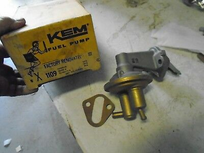 kem fits 1972 chysler dodge plymouth 400 440  Fuel Pump x1108 remanufactured