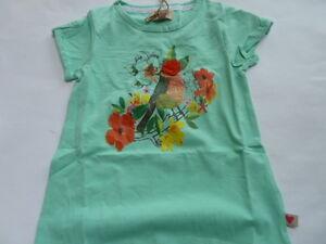 paglie-Camiseta-verde-Pajaro-g14-s16-128-Talla-gr-116-140