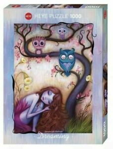 Heye Puzzles 1000 Piece Jigsaw Puzzle Wishing Tree HY29686
