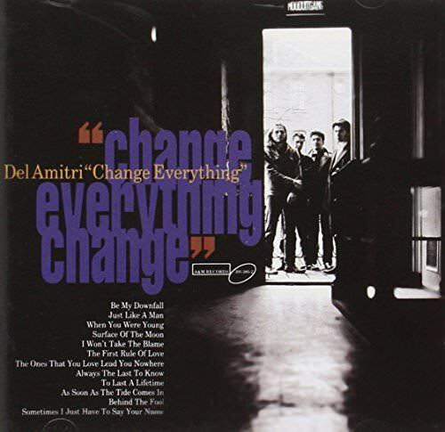 1 of 1 - Del Amitri / Change Everything *NEW* CD