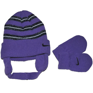 f0f78792824b4 Image is loading Nike-Toddler-Girls-Knit-Hat-and-Mitten-Set-