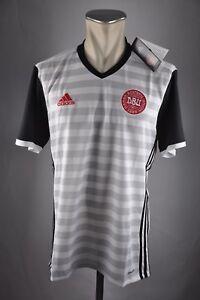 Dinamarca-camiseta-adidas-talla-S-M-L-XL-XXL-3xl-Denmark-2016-away-WM-EM-camisa-jersey