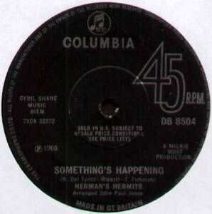 herman single personals Herman's hermits top songs top songs / chart singles discography peter noone search in as peter noone and herman's hermits.