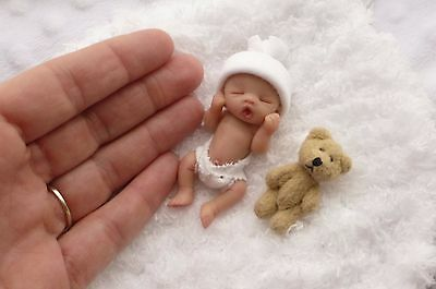 ♡Ooak Newborn Baby *MADE FOR YOU * Full Sculpt  ♡ SALE ♡