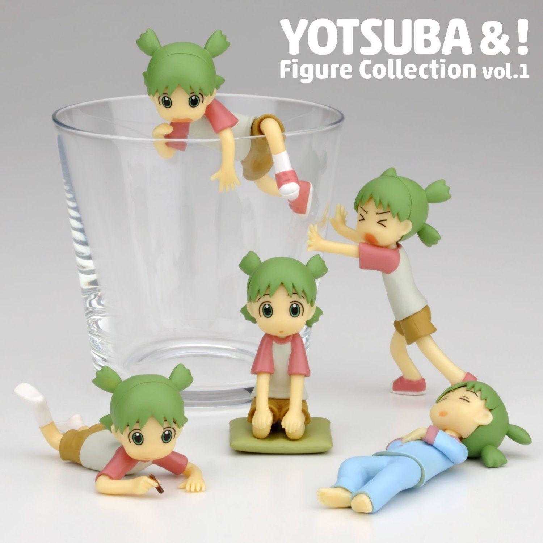 Yotsuba & abbildung sammlung vol. 1 japan yotsuba koiwai yotsubato neue