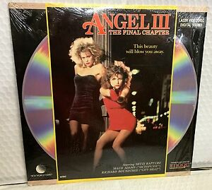 ANGEL-III-The-Final-Chapter-039-Color-Sequel-Brand-NEW-Still-Shrink-wrapped