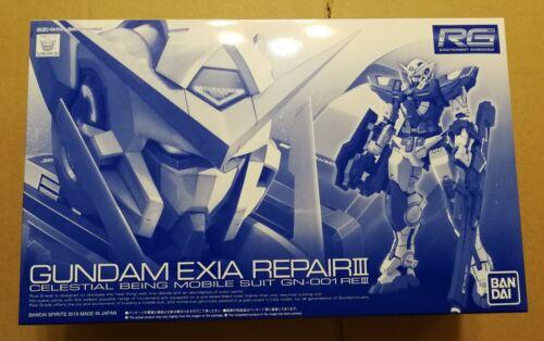 RG 1//144 GN-001REIII Gundam Exia Repair III MODEL KIT Premium Bandai STOCK PB