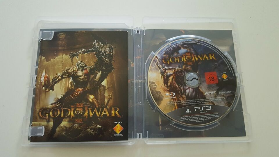 God of war 3, PS3