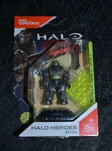 MEGA CONSTRUX HALO HEROES ATRIOX  DXR55 SERIES 3 VHTF !!