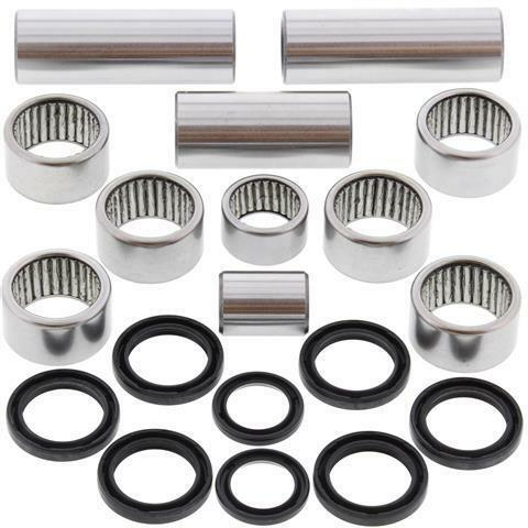 Fit Suzuki DRZ400K 2002 2003 Swing Arm Linkage Bearings Seals Kit 271043 S2