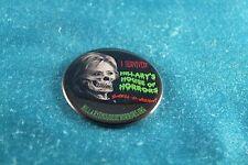 Hillary Clinton Trump Campaign Pin Button Political 2016