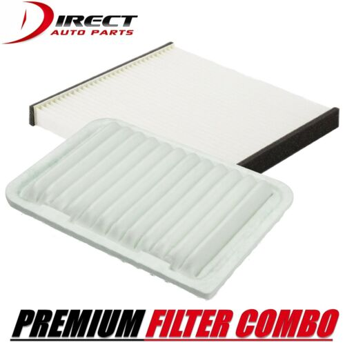 CABIN AND AIR FILTER COMBO FOR TOYOTA SIENNA 3.5L ENGINE 2007-2010