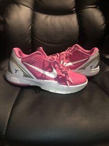 Nike Kobe 6 Kay Yow Think Pink 429659