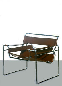 Image Is Loading GAVINA Wassily B3 Chair Marcel Breuer 50s 60s