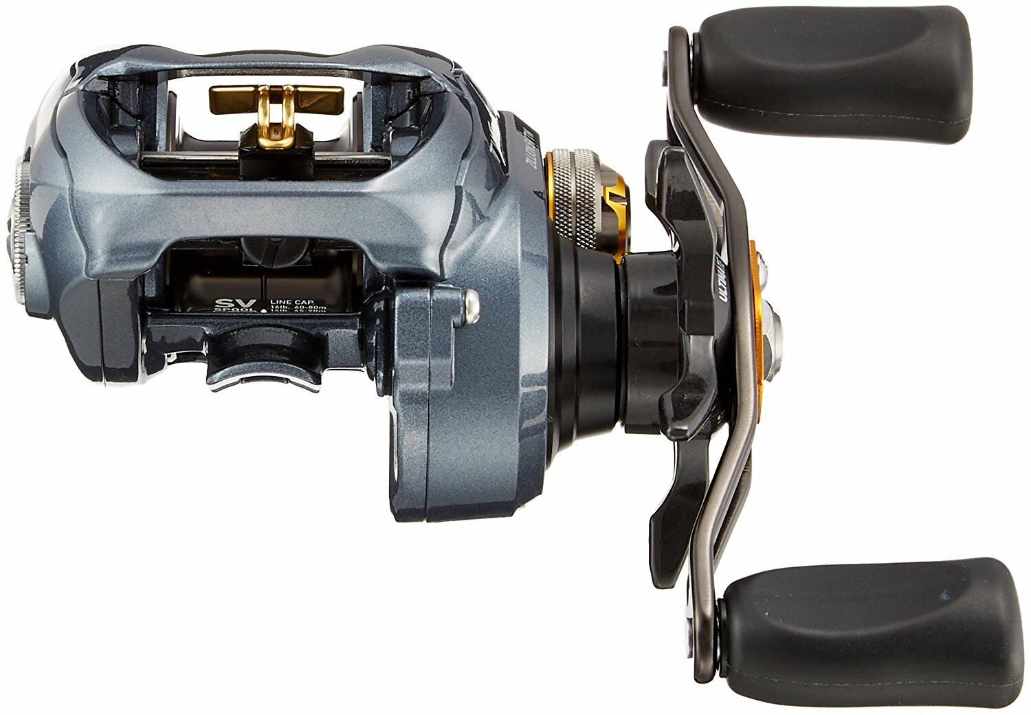 DAIWA 16 ZILLION SV Japan TW 1016SV-HL Left Handle Japan SV Expedited Shipping c2cad7